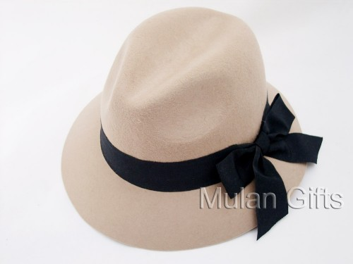 Ladies  Wool Felt Hats d8d9735ae82